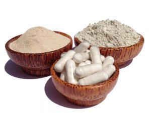 Darmreinigung mit Flohsamenschalen, Probiotika, Bentonit