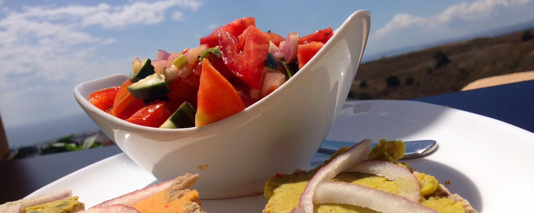Salatfrühstück Viogan